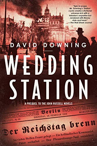 Image of Wedding Station (A John Russell WWII Spy Thriller)
