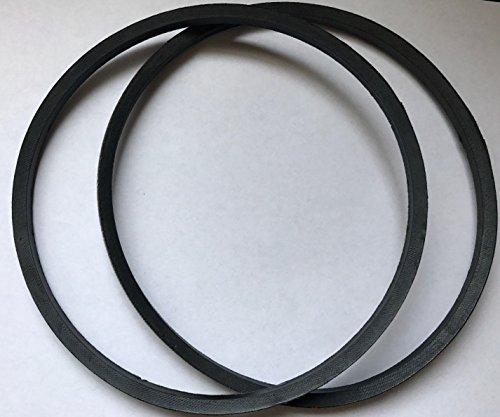 2 New Belts Delta Cross Hair Laser 16 1/2 inch Drill Press 17-950L DP400