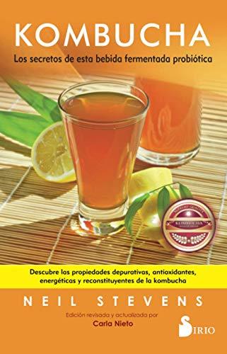 Kombucha, Los secretos de esta bebida fermentada probiotica