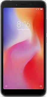 Xiaomi Redmi 6A, 16 GB, Siyah (Xiaomi Türkiye Garantili)
