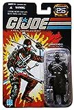 G.I. Joe 25th Anniversary: Snake Eyes v.4 (Commando) 3-3/4 Inch Action Figure