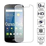 Guran® Protector de Pantalla Vidrio Cristal Templado Para Acer Liquid Z530 Smartphone Film