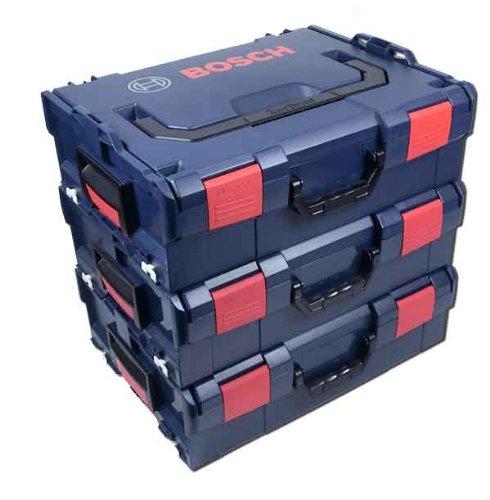 Bosch L-Boxx Größe 2 Sortimo 136 - 3er Set