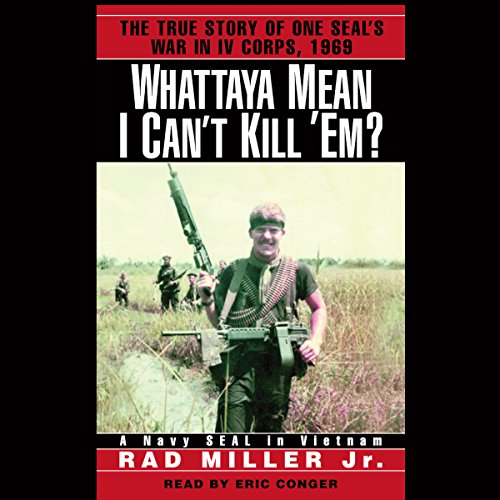 Whattaya Mean I Can't Kill 'Em? cover art