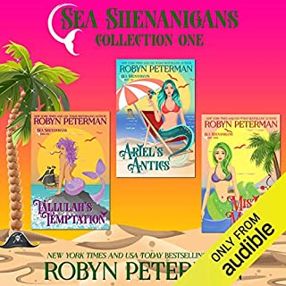 Sea Shenanigans: Volume 1                   By:                                                                                                                                 Robyn Peterman                               Narrated by:                                                                                                                                 Alexander Cendese,                                                                                        Jessica Almasy,                                                                                        Amanda Ronconi,                   and others                 Length: 11 hrs and 20 mins     Not rated yet     Overall 0.0