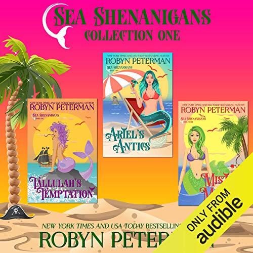 Sea Shenanigans: Volume 1 audiobook cover art