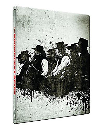 Les 7 mercenaires [Francia] [Blu-ray]
