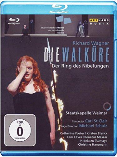 Richard Wagner - Die Walküre [Blu-ray]