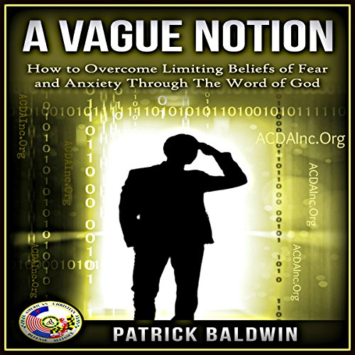 A Vague Notion audiobook cover art