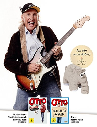 Otto Waalkes - 70 Jahre Otto Box (grau) [3 DVDs]