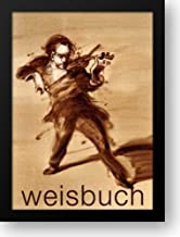 Le Virtuose 24x32 Framed Art Print by Weisbuch, Claude