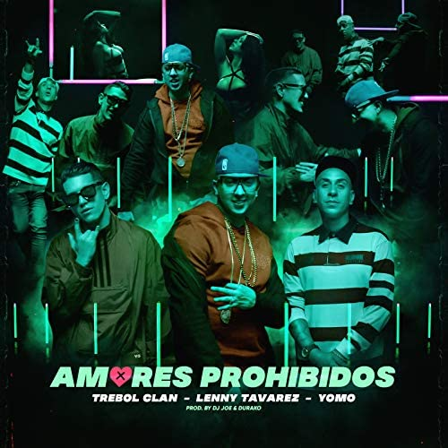 Trebol Clan, Lenny Tavárez, Yomo, DJ Joe & Durako