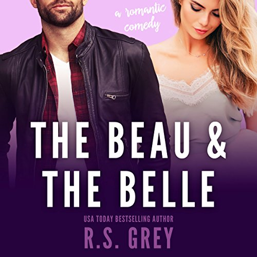 The Beau & the Belle audiobook cover art