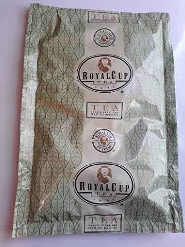 ROYAL CUP TEA 1896 ORANGE PEKOE AND PEKOE CUT BLACK TEA