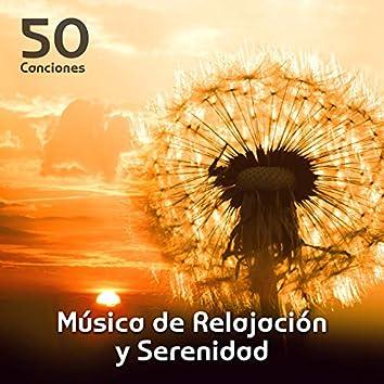 Música de Relajacion y Serenidad: 50 Canciones para Estrés y Sueño, La Meditacion y la Espiritualidad de la Nueva Era, Bienestar, Masaje Música