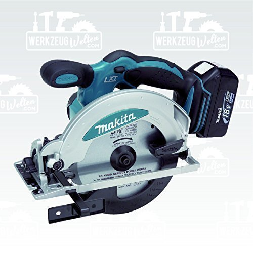 Makita Dss 610 Z / Dss610Z / Dss610 18V Battery Handheld Circular Saw + Spare Battery 4, 0Ah