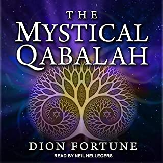 The Mystical Qabalah audiobook cover art