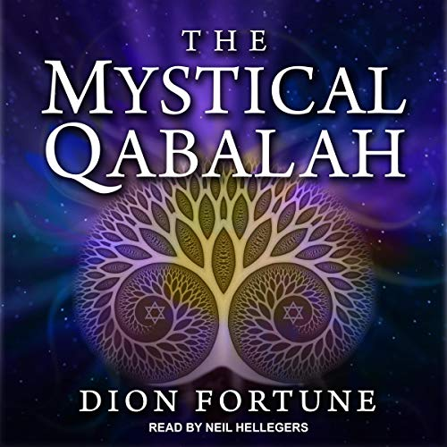 Page de couverture de The Mystical Qabalah