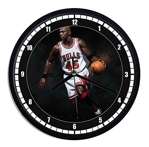 Reloj de pared de plástico Michael Jordan
