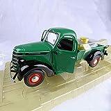 WANGCH 1:25 Engineering Vehicle Classic Alloy Pickup Truck Druckguss Engineering Vehicle...