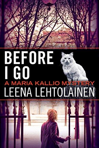 Before I Go (Maria Kallio Book 7)