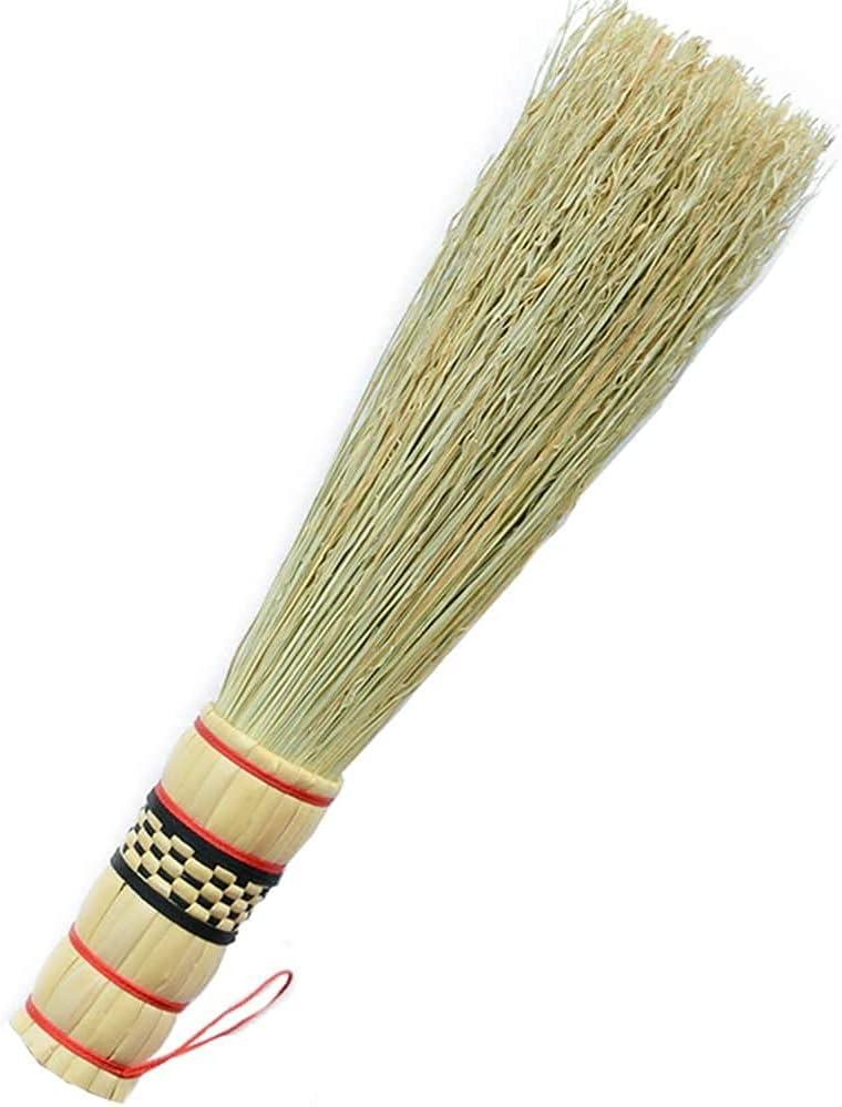 Whisk Broom Hand Sorghum Max 85% Ultra-Cheap Deals OFF Health We Seedling Handmade