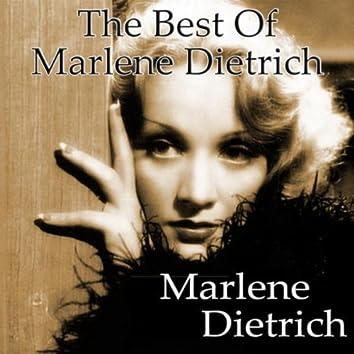 The Best of Marlene Dietrich