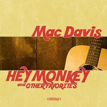 Hey Monkey & Other Favorites (Digitally Remastered)