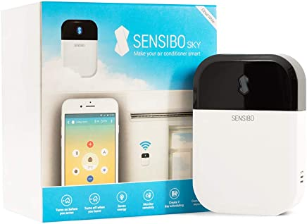 Sensibo Sky Air Conditioner Controller with Wi-Fi for iOS, Android, Amazon Alexa and Google Home