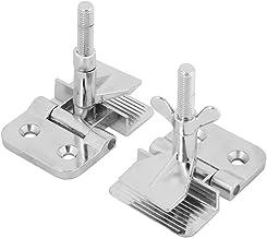 Vlinder scharnier clip, zeefdruk metalen vlinder frame scharnier klem diy hobby tool, eenvoudig te installeren en positief...