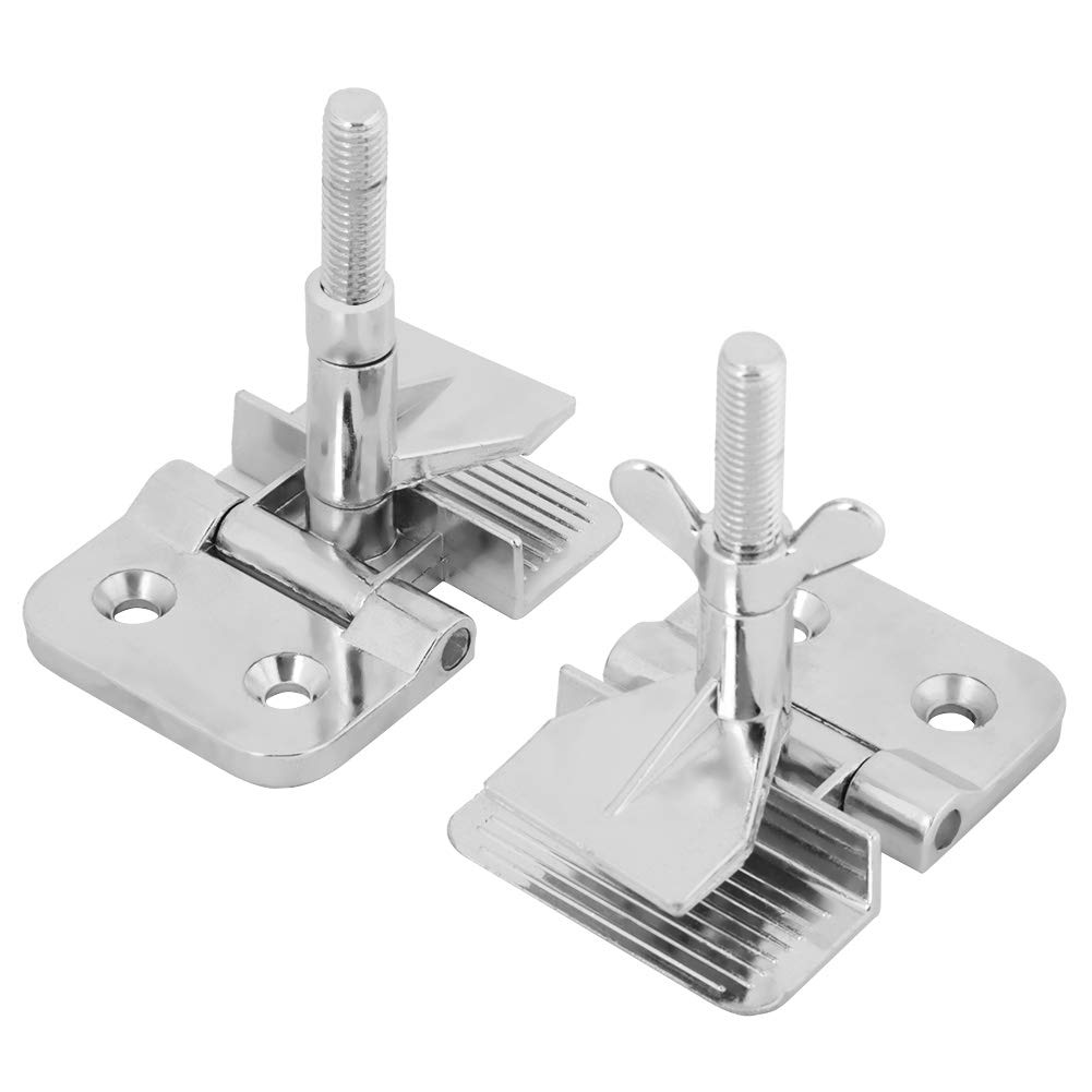 Fixturing Clamps 1 Pair Silk low-pricing OFFicial store Butterfly Screen Fra Metal Printing