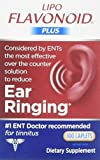 Lipo-Flavonoid Plus Dietary Supplement Ear Health, 100 Count (Pack of 2)