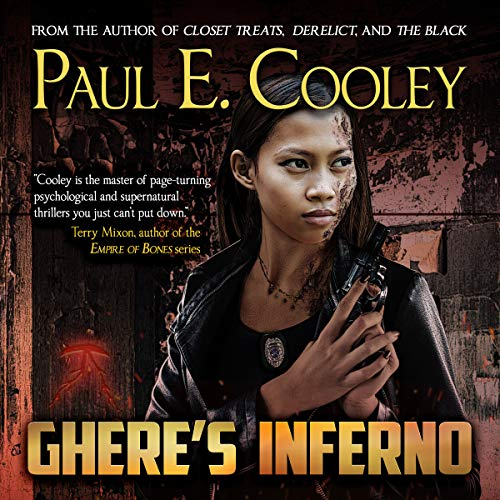 Ghere's Inferno audiobook cover art