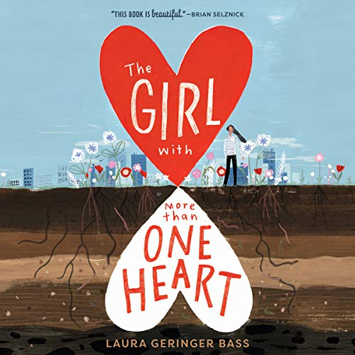 The Girl with More Than One Heart audiobook cover art