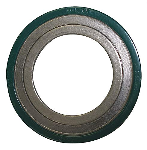 304SS and Flexible Graphite Spiral Wound Metal Gasket, 5-3/8