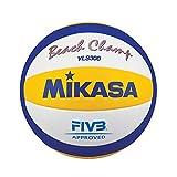 ミカサ(MIKASA) ビーチバレーボール 国際公認球・検定球 (一般・大学・高校・中学)白/黄/青 VLS300