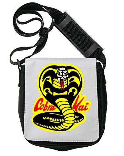 Cobra Kai Karate Kid Schultertasche...