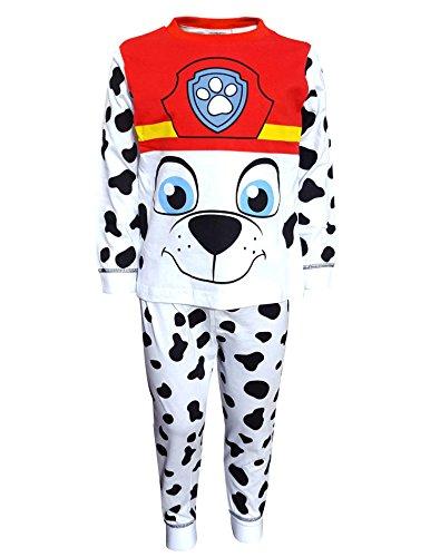 Jungen Paw Patrol Marshall Kostüm Neuheit Pyjama 3-4 Jahre