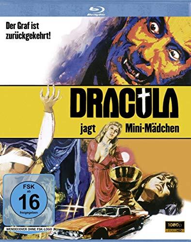 Dracula jagt Mini-Mädchen [Blu-ray]