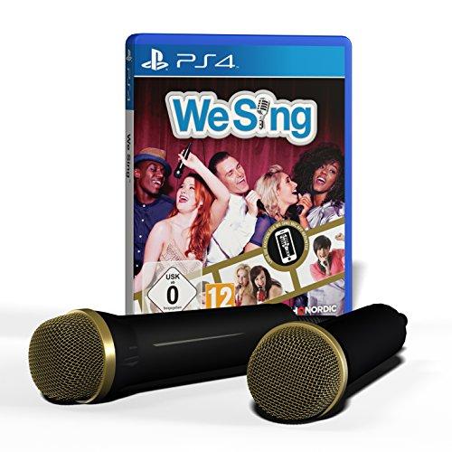 We Sing + 2 Mikros [PlayStation 4]
