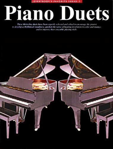 Everybody's Favorite Piano Duets
