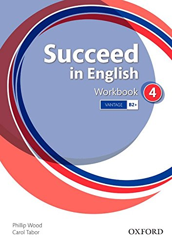 Succeed In English 4: Workbook - 9780194844284
