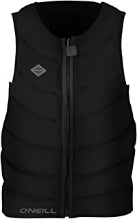 O'Neill Men's Gooru Tech Front Zip Comp Life Vest