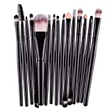 10/15/18Pcs Makeup Brushes Set Powder Foundation Eyeshadow Blending Brush Cosmetics Makeup Beauty Tools Maquiagem Kits