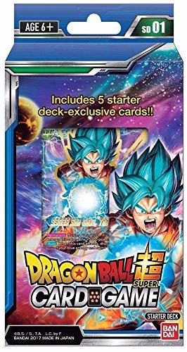 BCLDBST7177 Z The Awakening Dragonball Super Card Game Starter Deck