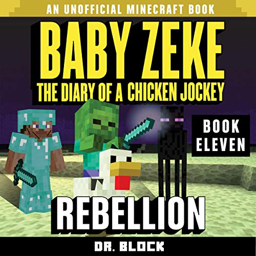 Baby Zeke: Rebellion cover art