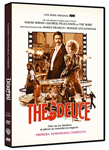 The Deuce (Las Crónicas De Time Square) Temporada 1 [DVD]