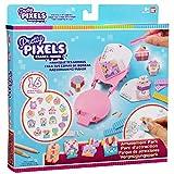 Bandai Pretty Krazy Pixels 38533 - Goma de borrar, kit de lujo, parque de atracciones, manualidades
