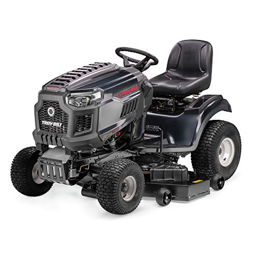 Troy-Bilt 13AJA1BZ066 50 in. Super Bronco Riding Mower with 679cc Engine and...