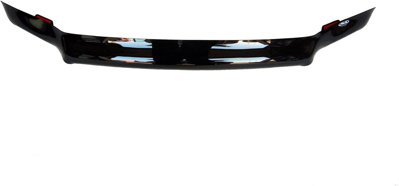 Auto Ventshade AVS 24902 Bugflector II Dark Smoke Hood Shield fo